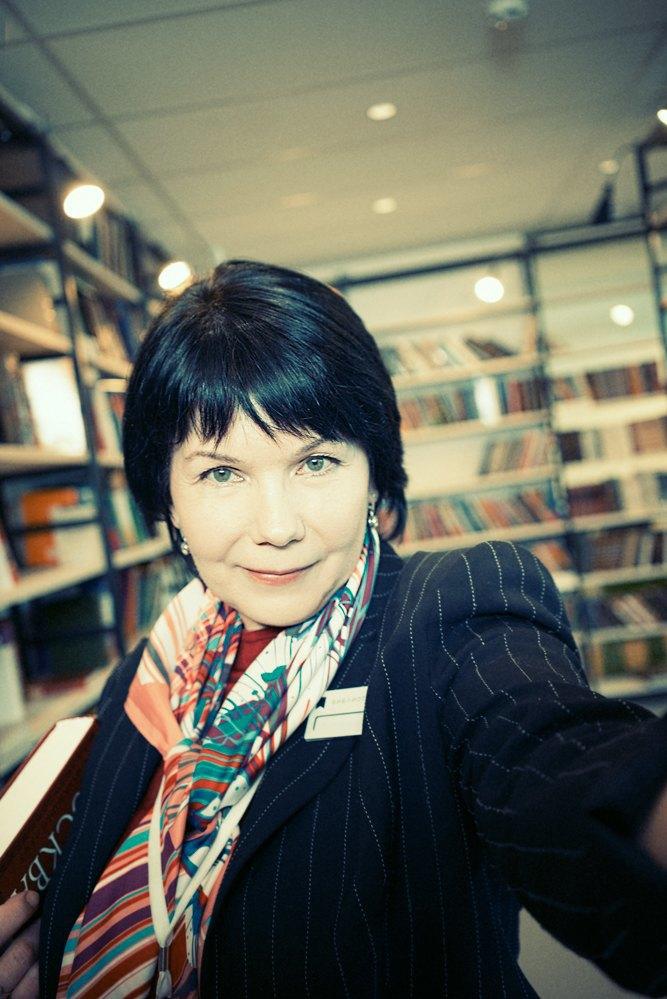 В Сети опубликовали часть проекта с селфи московских библиотекарей . Изображение № 3.