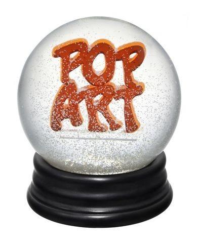 Снежные шары о современном искусстве. Изображение № 14.