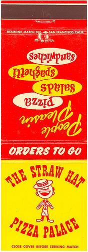 Коллекция Американских спичечных коробков. Изображение № 56.