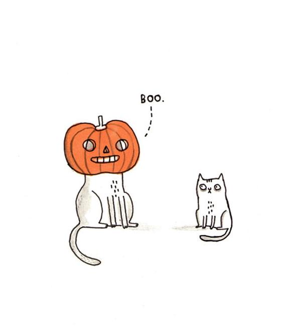 Gemma Correll и её коты. Изображение № 7.