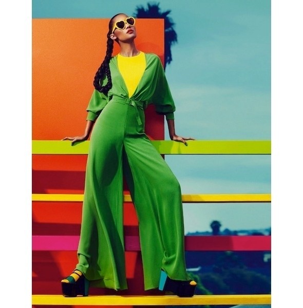 Изображение 5. Съемки: Love, Purple Fashion, Vogue и другие.. Изображение № 11.