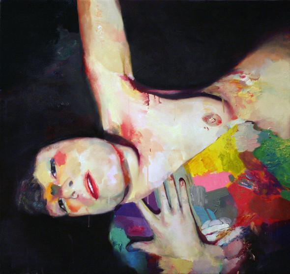 Эксплозия красок: тело и чувства глазами Винстона Шмиелински. Изображение № 2.