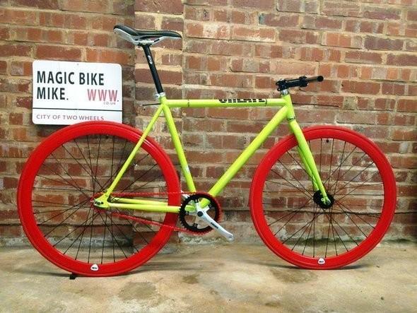 Изображение 22. Create заново создали велосипед.. Изображение № 4.