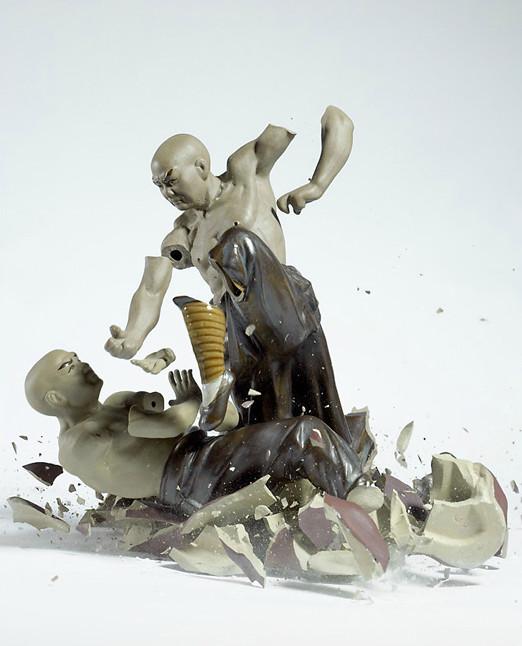 Когда разбитый фарфор становится искусством. Изображение № 9.