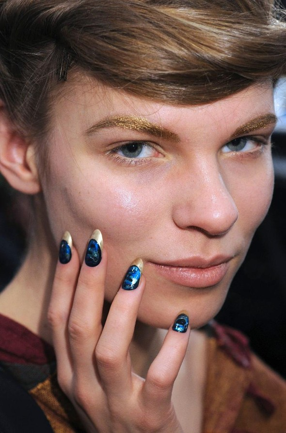 Fashion week: The nails for spring 2012. Изображение № 24.