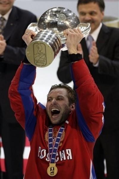 Сборная России похоккею вновь стала чемпионом мира. Изображение № 9.