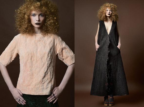 Капсульная коллекция бренда Anna October в Atelier 1. Изображение № 10.