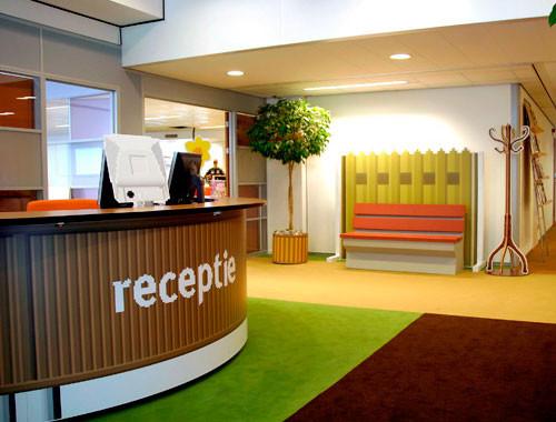 Топ-5 самых креативных офисов мира. Изображение № 5.