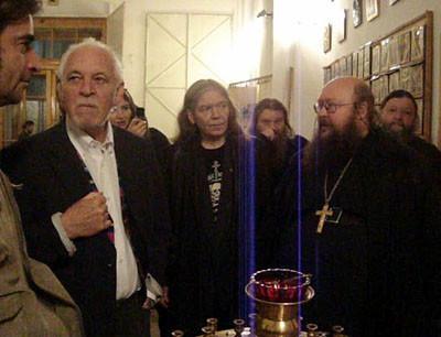 """Игумен Сергий (Рыбко) прибудет на концерт рок-группы """"НебоЗемля"""". Изображение № 1."""