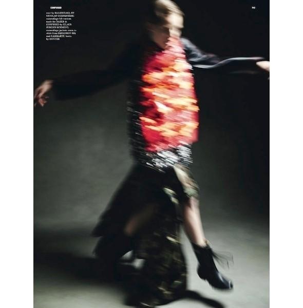 Изображение 5. Съемки: Dazed & Confused, Numero и Vogue.. Изображение № 6.