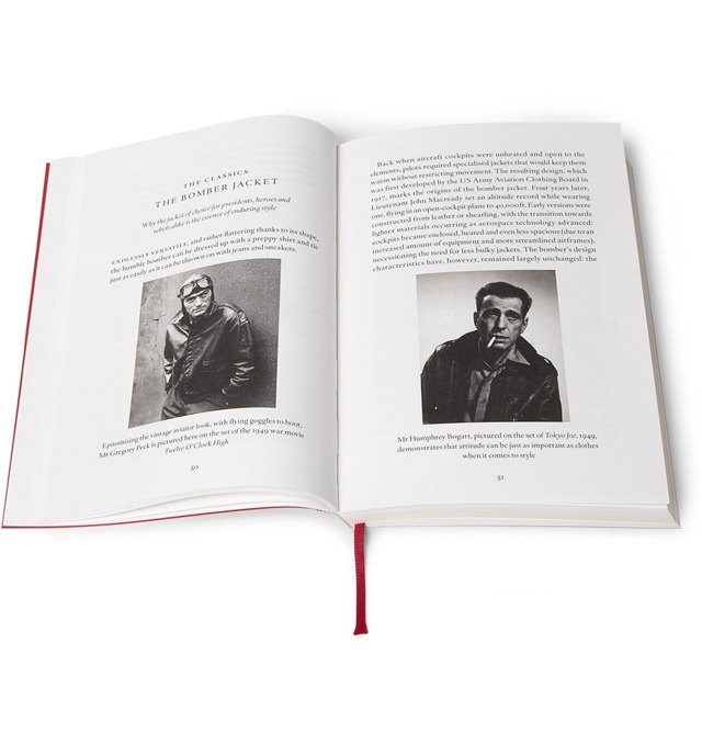 Mr. Porter выпустили книгу. Изображение № 2.