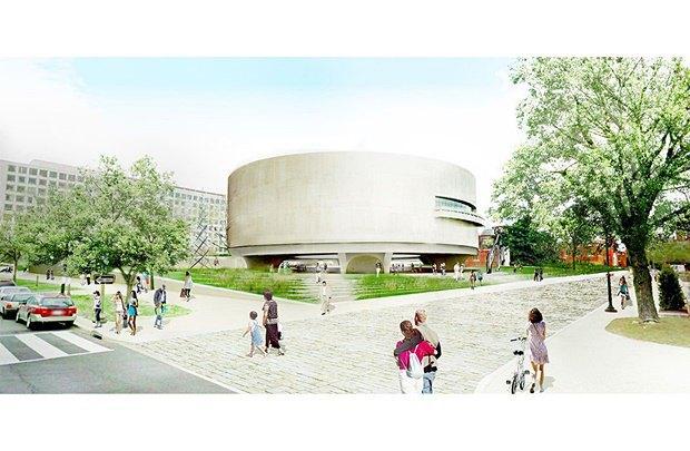 Концепт: проект Смитсоновского института. Изображение № 6.