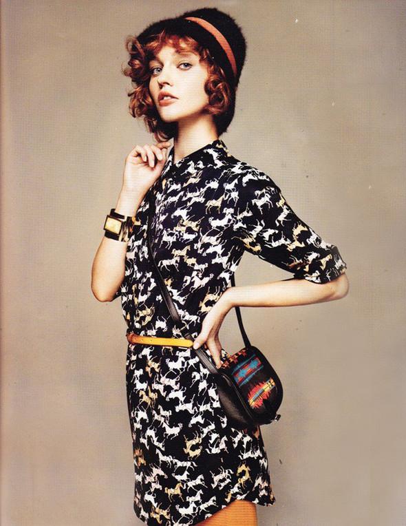 Съёмка: Саша Пивоварова для H&M. Изображение № 2.