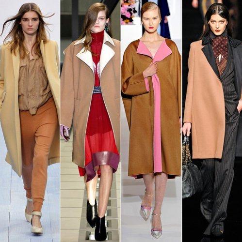 Модные пальто 2012: пять трендов. Изображение № 2.