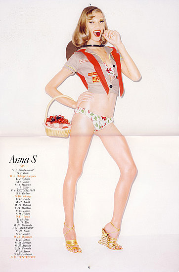 Календарь французского Vogue: отдушина Карин. Изображение № 22.