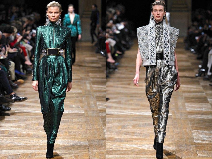 Неделя моды в Париже:  Дни 3 и 4. Изображение № 6.
