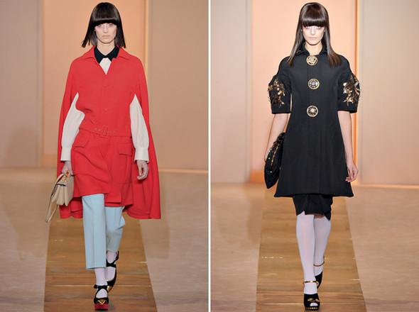 Показы Milan Fashion Week FW 2012: День 5. Изображение № 3.