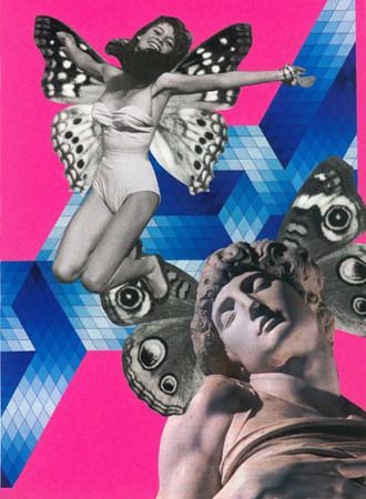 Клей, ножницы, бумага: 10 современных художников-коллажистов. Изображение № 14.