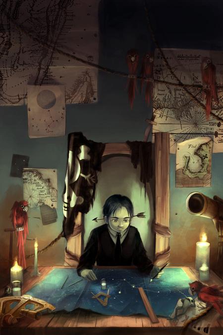 Rolando Cyril скриншоты снов. Изображение № 7.