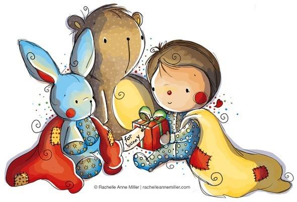 Иллюстратор Rachelle Anne Miller. Изображение № 26.