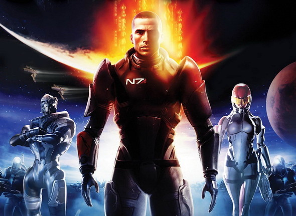 Видеоигра Mass Effect станет фильмом. Изображение № 1.