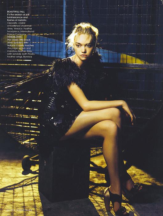 Мечты Болливуда (Vogue India October 2007). Изображение № 6.