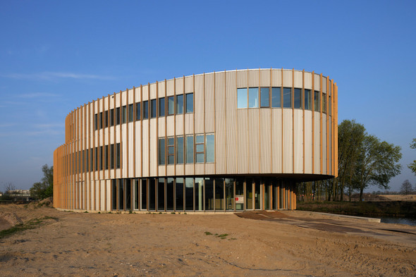 Bijlmer Park Theater. Изображение № 4.