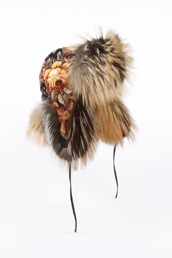 Шапка Furland for TSUM Collection. Изображение № 9.