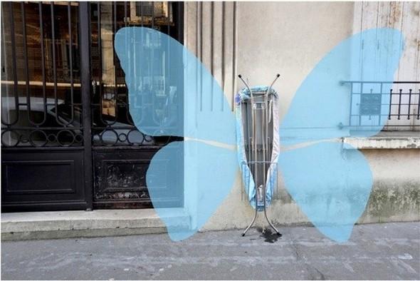 Очень крутой стрит-арт от Sandrine Estrade Boulet. Изображение № 16.