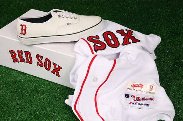 Vans Vault x Major League Baseball. Изображение № 5.