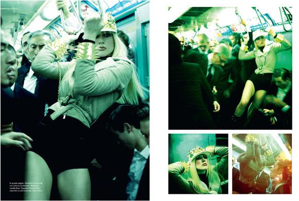 Съёмка: Ракель Зиммерманн в объективе Стивена Майзела. Изображение № 8.