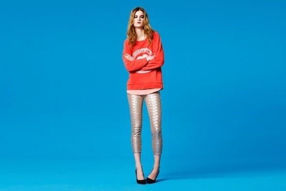 Лукбуки: Bershka, Urban Outfitters, Zara и другие. Изображение № 85.