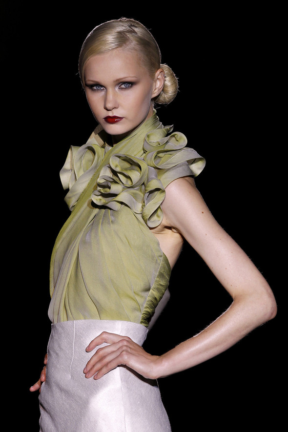 Madrid Fashion Week SS 2012: Hannibal Laguna. Изображение № 16.
