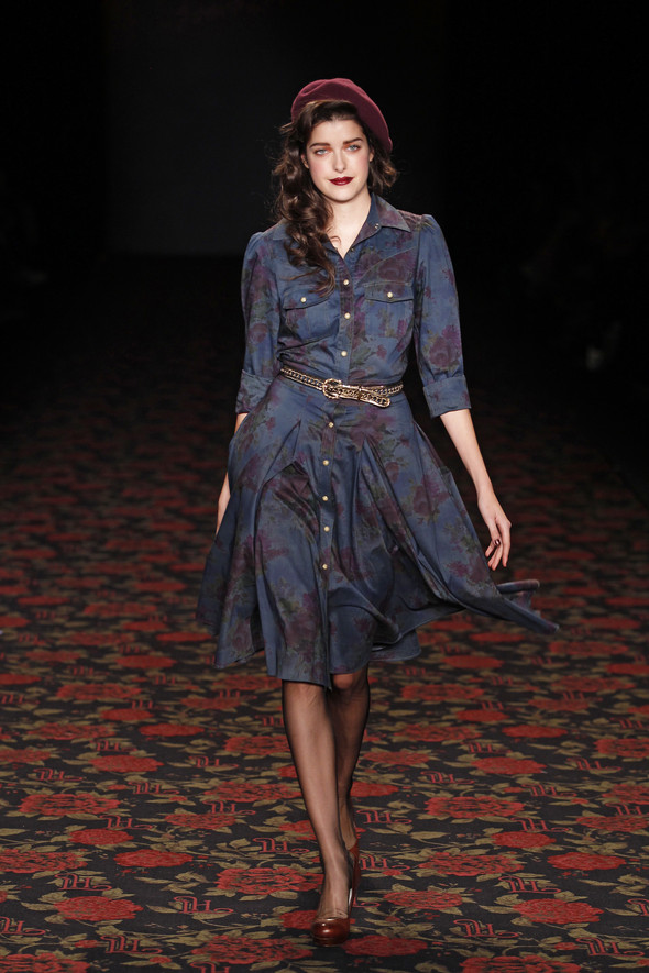 Berlin Fashion Week A/W 2012: Lena Hoschek. Изображение № 20.