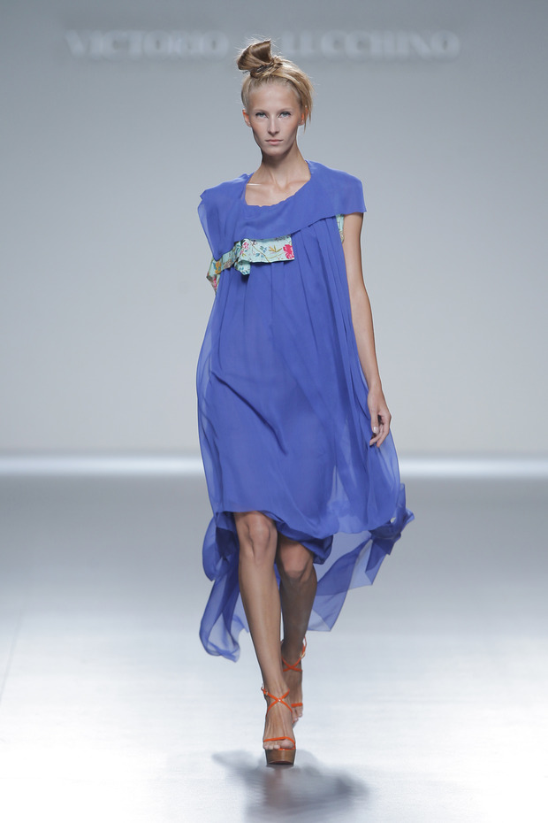 Madrid Fashion Week SS 2013: VICTORIO & LUCCHINO. Изображение № 8.