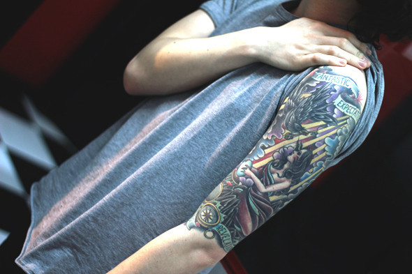 True Love Tattoo. Изображение № 66.