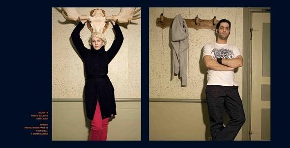 Новый streetwear: Dickies Workwear. Изображение № 21.