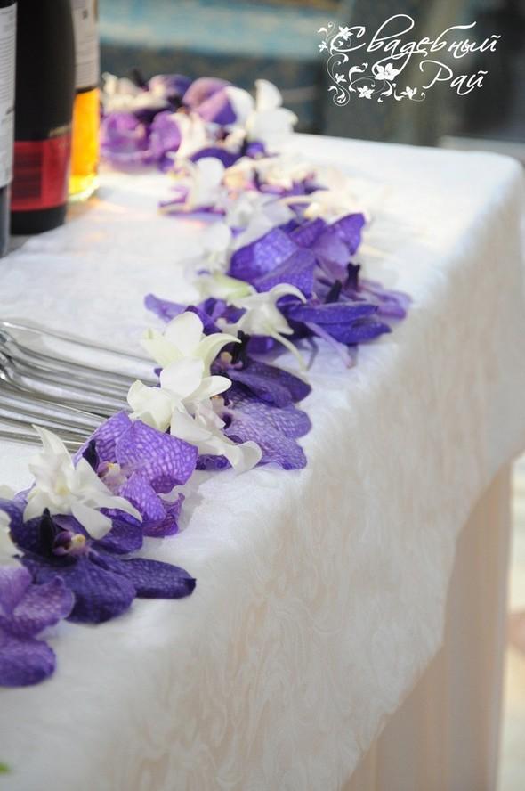 Цвет свадебного дня или праздник длиною в жизнь. Изображение № 13.