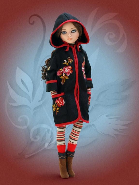 Изображение 11. Эллоувайн - fashion-кукла, ведущая блог.. Изображение № 12.