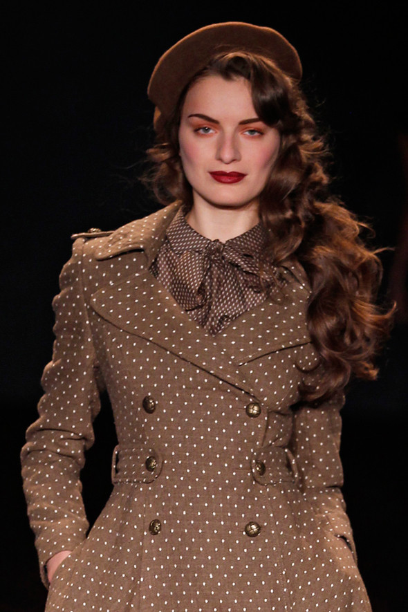 Berlin Fashion Week A/W 2012: Lena Hoschek. Изображение № 53.