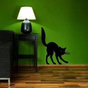 Кошки в интерьере. Изображение № 61.