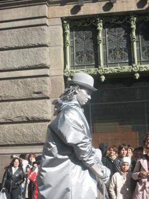 Живые скульптуры. Изображение № 2.