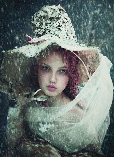 Snow White: Модные съемки к выходу «Ледникового периода». Изображение № 29.