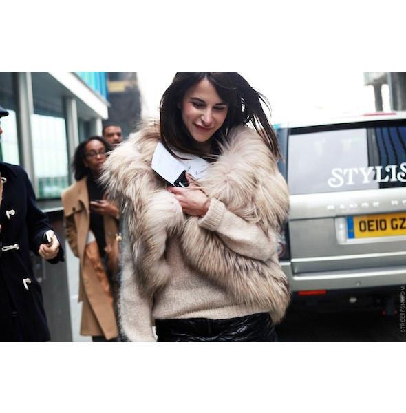 Изображение 119. На полях: 10 тенденций уличного стиля с прошедших недель моды.. Изображение № 119.