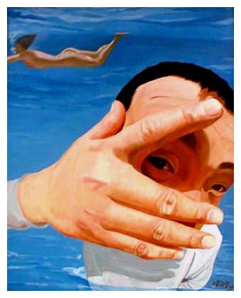 Обзор современного китайского искусства Ч.1. Изображение № 2.