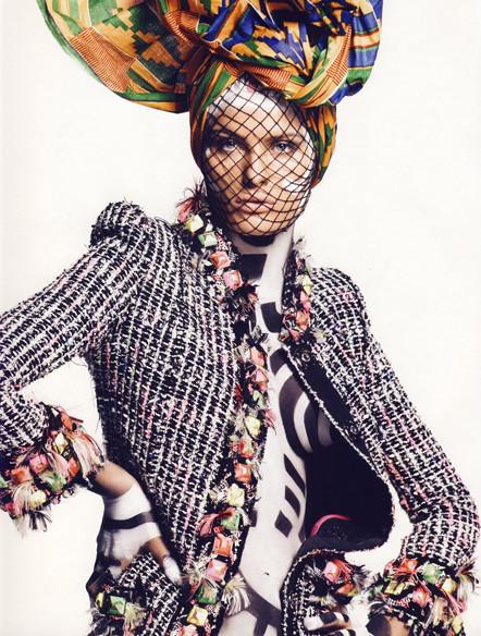 Vogue French November 2009. Изображение № 4.