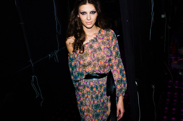 BACKSTAGE Masha Tsigal A/W 13 / foto by Ross Laurence. Изображение № 44.