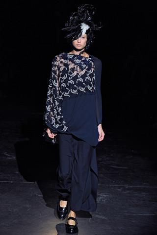 Junya Watanabe Comme des Garçons Spring 2012. Изображение № 45.