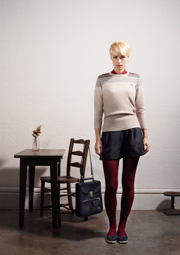 24, 25, 26 Августа      Fred Perry Sample SALE AW12. Изображение № 24.