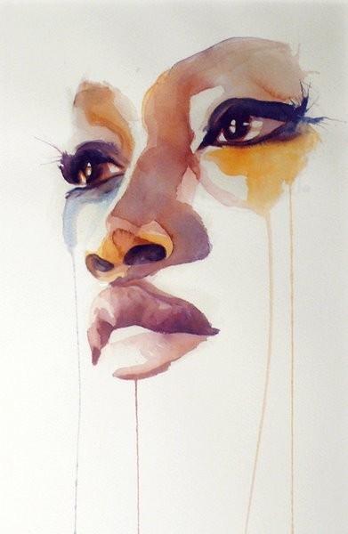 Marion Bolognesi иего плачущие лица. Изображение № 10.